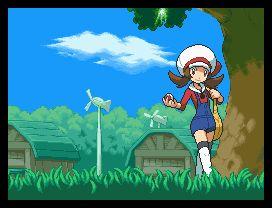 Pokemon HeartGold Screenshots