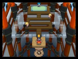 Pokemon HeartGold Screenshots