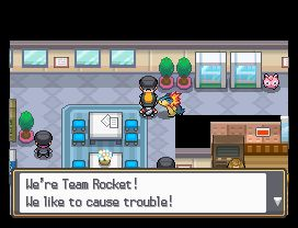 Pokemon SoulSilver Chat