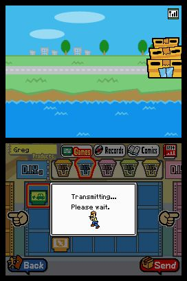 WarioWare: D.I.Y. Chat