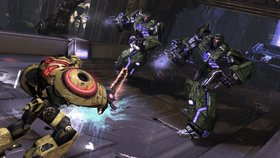 Transformers: War for Cybertron Screenshot from Shacknews