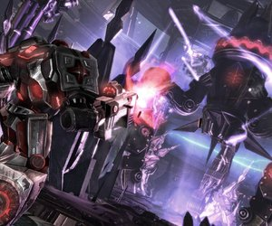 Transformers: War For Cybertron Screenshots