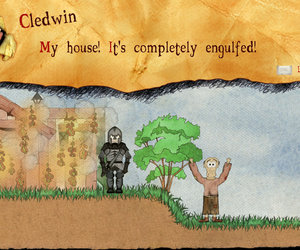 Clover: A Curious Tale Screenshots