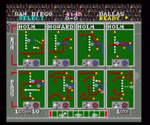 Tecmo Bowl Throwback Files