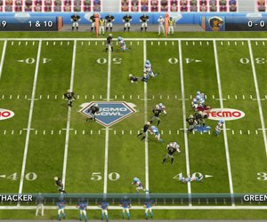 Tecmo Bowl Throwback Screenshots