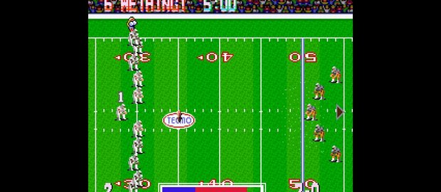 Tecmo Bowl Throwback News