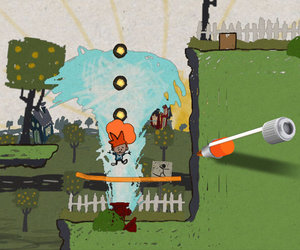 Max and the Magic Marker Screenshots