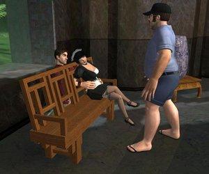 Sam Suede in Undercover Exposure Screenshots