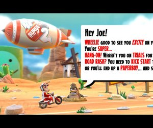 Joe Danger Videos