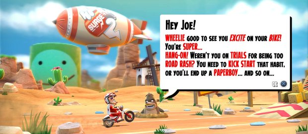 Joe Danger News