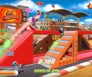 Joe Danger Screenshots