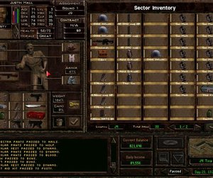 Jagged Alliance 2 Screenshots