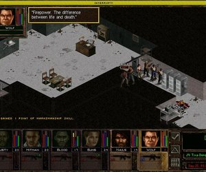Jagged Alliance 2 Chat