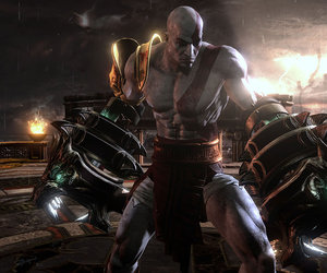 God of War 3 Screenshots