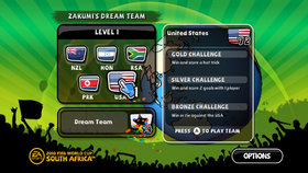 2010 FIFA World Cup South Africa Screenshot from Shacknews