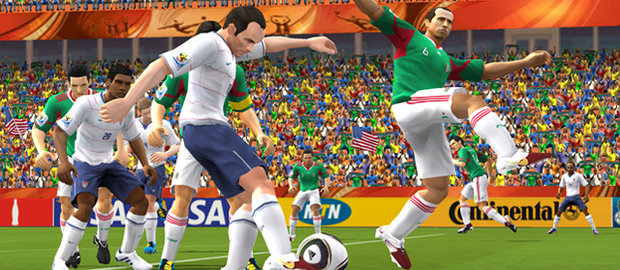 2010 FIFA World Cup South Africa News
