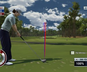 Tiger Woods PGA Tour 11 Chat