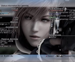 Final Fantasy XIII Files