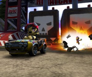 ModNation Racers Chat