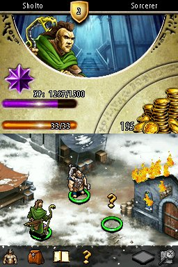 Puzzle Quest 2 Screenshots