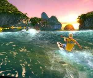 Wakeboarding HD Screenshots