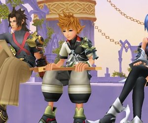 Kingdom Hearts: Birth by Sleep Screenshots