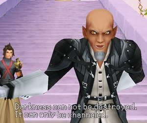 Kingdom Hearts: Birth by Sleep Chat