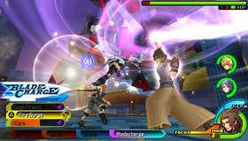 Kingdom Hearts: Birth by Sleep Screenshot from Shacknews
