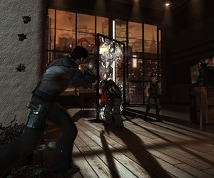 Dead to Rights: Retribution Screenshots