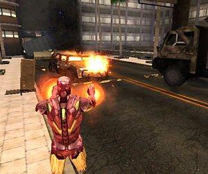 Iron Man 2 Screenshots