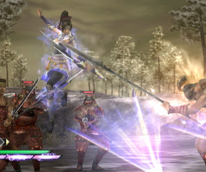 Samurai Warriors 3 Screenshots