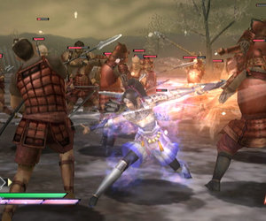 Samurai Warriors 3 Chat