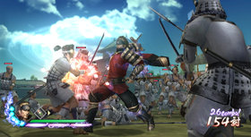 Samurai Warriors 3 Screenshot from Shacknews