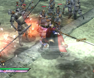 Samurai Warriors 3 Files