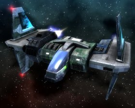 DarkStar One: Broken Alliance Screenshot from Shacknews