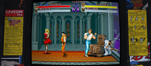 Final Fight: Double Impact News