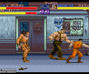 Final Fight: Double Impact Files