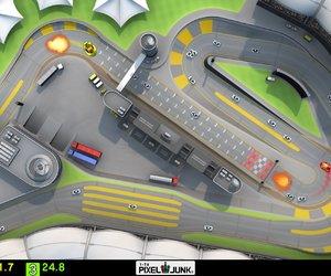 PixelJunk Racers 2nd Lap Videos