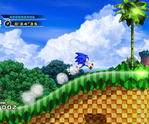 Sonic the Hedgehog 4: Episode 1 Screenshots