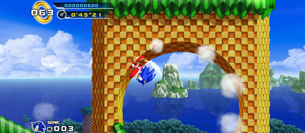 Sonic the Hedgehog 4: Episode 1 News