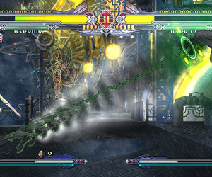 BlazBlue: Continuum Shift Files