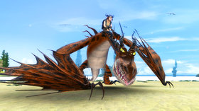 How to Train Your Dragon Screenshot from Shacknews