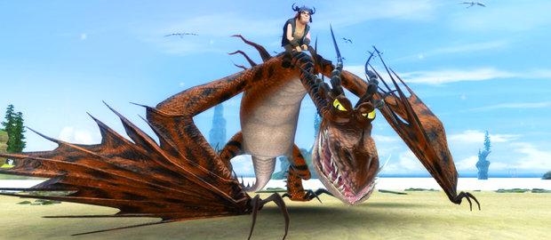 How to Train Your Dragon News
