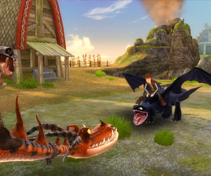 How to Train Your Dragon Screenshots