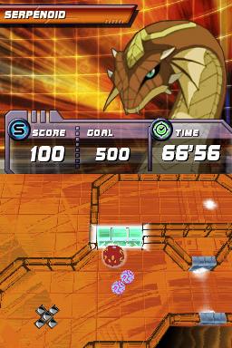 Bakugan Battle Trainer Files