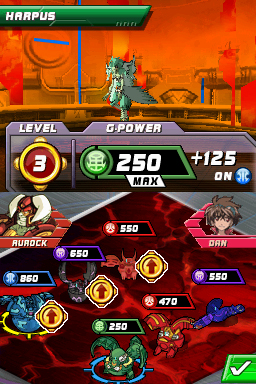 Bakugan Battle Trainer Videos