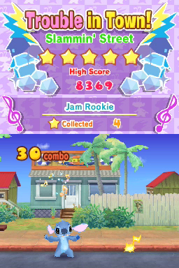 Disney Stitch Jam Screenshots