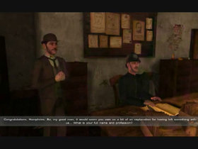 Sherlock Holmes vs. Jack the Ripper Screenshot from Shacknews