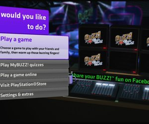 Buzz! Quiz World Chat
