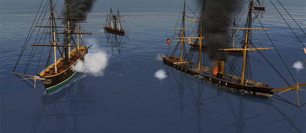 Ironclads: Schleswig War 1864 News